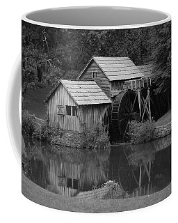 Reflecting The Mill Coffee Mug