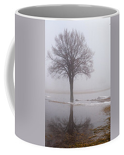 Reflecting Tree Coffee Mug