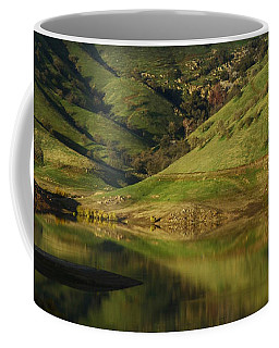Reflection And Shadows Coffee Mug