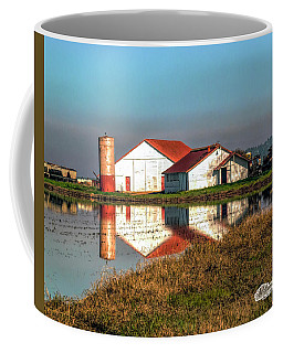 Reflection Barn  Coffee Mug