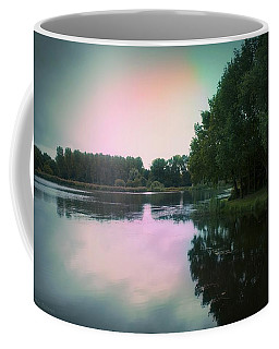 Reflection. Coffee Mug by Eskemida Pictures