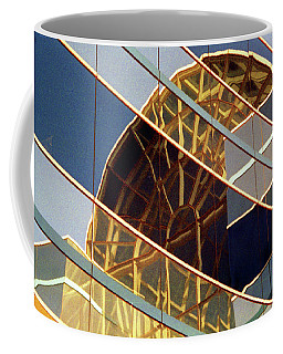 Coffee Mug featuring the photograph Reflection by John Schneider