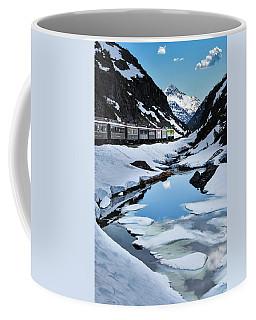 Reflection Coffee Mug
