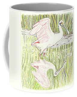 Reflection Of A Spoon - Pre-water Coffee Mug