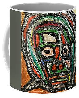 Reflection Of Self Coffee Mug