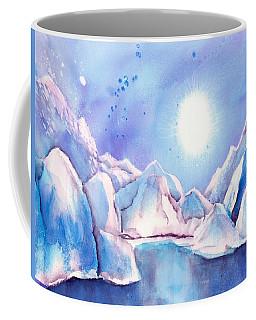 Winter - Reflection Of The Moon Coffee Mug