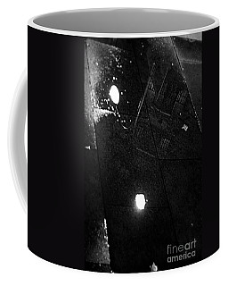 Reflection Of Wet Street Coffee Mug