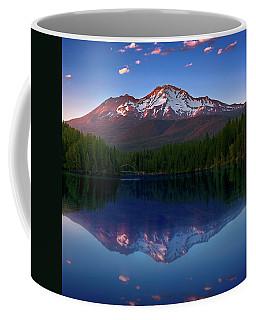 Reflection On California's Lake Siskiyou Coffee Mug