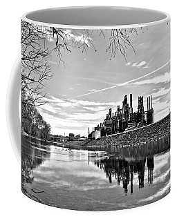 Reflection On The Lehigh Coffee Mug