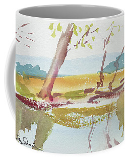 Quiet Stream Coffee Mug