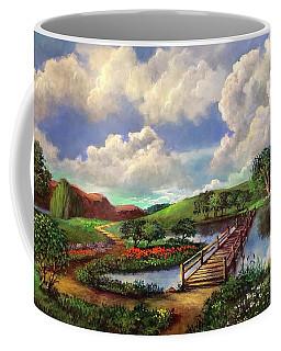 Reflections And Light Coffee Mug