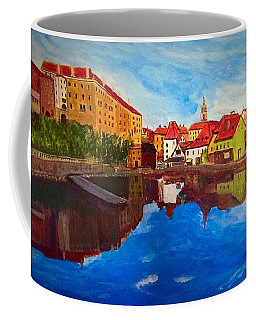Czech Reflections Coffee Mug