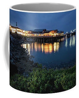 Reflections At Fisherman's Wharf No.2 Coffee Mug