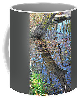 Coffee Mug featuring the photograph Reflections I by Ron Cline