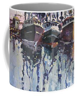 Coffee Mug featuring the painting Reflections II by Robert Joyner
