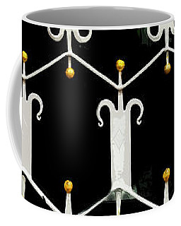 Reflections In A Doorway Coffee Mug