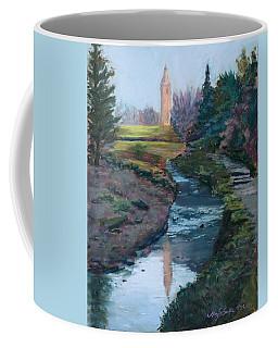 Reflections In History Coffee Mug