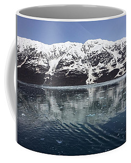 Reflections In Icy Point Alaska Coffee Mug
