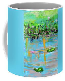 Reflections In Spring Coffee Mug