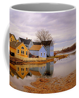 Reflections In The Harbor Coffee Mug