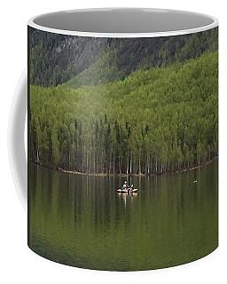 Reflections In The Lake Coffee Mug