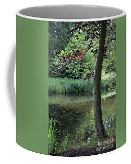 Reflections In The Water Coffee Mug