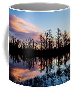 Reflections In Time Coffee Mug