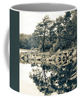 Reflections Coffee Mug by Karen Stahlros