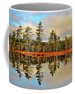 Reflections - Lake Landscape Coffee Mug