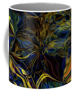 Reflections Coffee Mug by Leo Symon