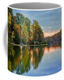 Reflections Of Autumn Coffee Mug