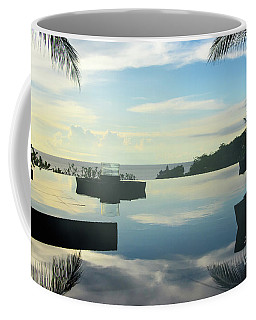Reflections Of Bali Coffee Mug