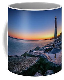 Reflections Of Barnegat Light Coffee Mug