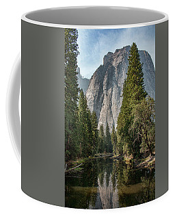 Reflections Of El Capitan Coffee Mug