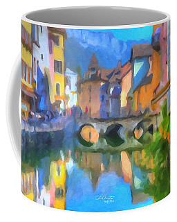 Reflections Of Eze Coffee Mug