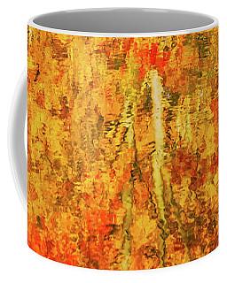 Reflections Of Fall Coffee Mug