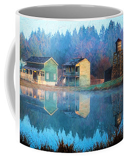 Reflections Of Hope - Hope Valley Art Coffee Mug