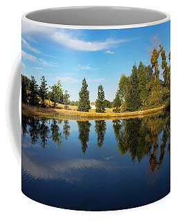 Reflections Of Life Coffee Mug