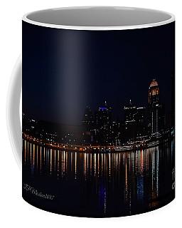 Reflections Of Louisville Coffee Mug