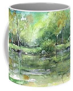 Reflections Of Memories Coffee Mug