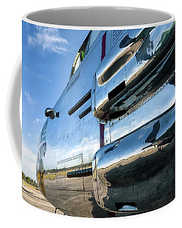 Reflections Of Panchito - 2017 Christopher Buff, Www.aviationbuff.com Coffee Mug