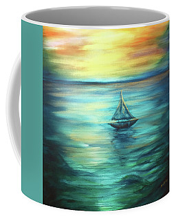 Reflections Of Peace Coffee Mug