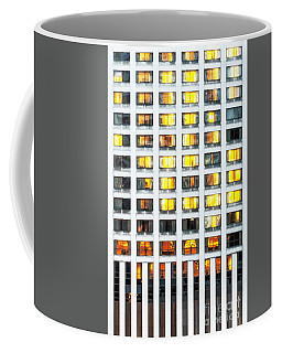 Reflections Of Shadows And Mirrored Objects Coffee Mug