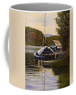 Reflections Of Summer Coffee Mug