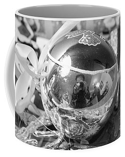 Reflections On A Self Portrait Coffee Mug