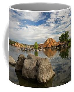 Reflections On A Summer Morning Coffee Mug