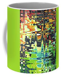 Stoplight Digital Art Coffee Mugs