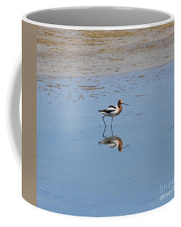 Reflections On The Great Salt Lake Coffee Mug