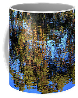 Reflections On Water Coffee Mug