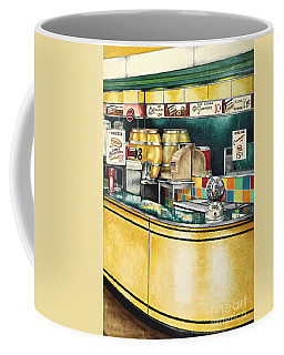 Reflections Passed Coffee Mug